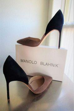 manolo blahnik shoes for women Dream Shoes, Crazy Shoes, Me Too Shoes, Pretty Shoes, Beautiful Shoes, Daily Shoes, Shoe Boots, Shoes Heels, Heeled Sandals