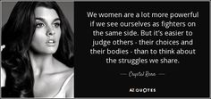 Discover Crystal Renn famous and rare quotes. Share Crystal Renn quotations…