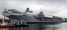 HMS Queen Elizabeth R 08 aircraft carrier Royal Navy Royal Navy Aircraft Carriers, Navy Carriers, Type 45 Destroyer, Hms Prince Of Wales, Hms Illustrious, Hms Queen Elizabeth, Military Engineering, British Armed Forces, Royal Marines