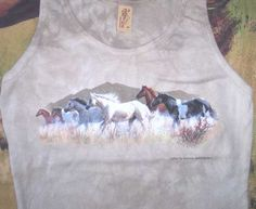 Band on the Run Horse Tank Top