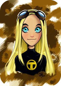A True Friend by Rachel1466.deviantart.com on @deviantART
