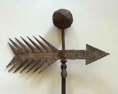 Antique folk art weathervane.