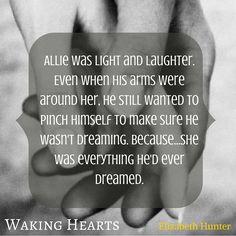 Waking Hearts by Eli
