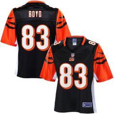 Tyler Boyd Cincinnati Bengals NFL Pro Line Women's Player Jersey - Black