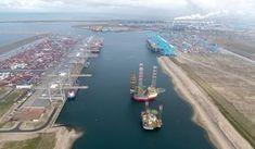 Eigentlich hatte Corona doch «alles» zum Erliegen gebracht? Glücklicherweise nicht. Denn der Anschluss an die Seeschifffahrt, wie auch weite Teile der Logistik, erfüllten weiterhin ihre Aufgaben. So vermeldete jetzt auch der Hafen Rotterdam nur 9,1 Prozent weniger Umschlag, als in der ersten Hälfte des Jahres 2019. Rotterdam, Corona