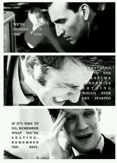 Doctor Who made me cry