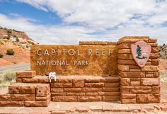 Capitol Reef NP   Our Vie Adventures