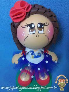 Um blog sobre artesanato em EVA, fazemos lembrancinhas e enfeites. Também trabalhamos com MDF e Isopor. Guarapari/ES. Entregamos em todo Brasil.