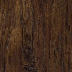 TrafficMASTER Handscraped Saratoga Hickory 7 mm Thick x 7-2/3 in. Wide x 50-5/8 in. Length Laminate Flooring (24.17 sq. ft. / case) Trafficmaster