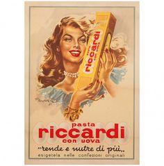 Pastasciutta italiana Pasta Riccardi
