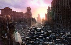 Video Game Metro: Last Light  Wallpaper