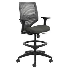 You'll love the Solve Series Mesh Drafting Chair at Wayfair - Great Deals on all Furniture products with Free Shipping on most stuff, even the big stuff.