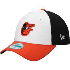 Baltimore Orioles New Era Men's League 9Forty Adjustable Hat - Black - $19.99