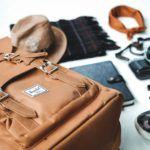 Backpacking, Packliste, Reisevorbereitung