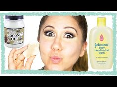 (2) How To Make Makeup Remover - Easy DIY Recipe! - YouTube