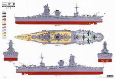 IJN Battleship-Carrier Ise