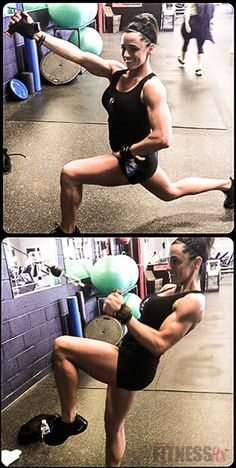 High-rep Quad Workout. Change up your leg routine!