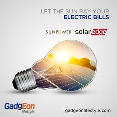 Gadgeon Lifestyle offers quickly to install, reliable solar systems.Solar energy company in Kerala. Cheap Solar Panels, Small Solar Panels, Solar Energy Panels, Energy Use, Save Energy, Solar Energy Facts, Sun Power, Solar Solutions, Energy Efficient Windows