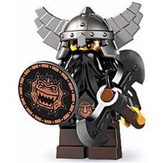 Amazon.com: Lego Minifigures Series 5 - Dwarf: Toys & Games