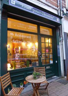 Pouet pouet ciboulette 17 rue du Plat 59 800 Lille - restaurant et salon de thé