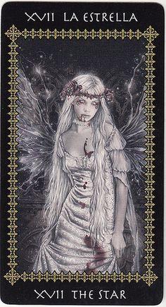The Star (Victoria Frances Tarot card) | por AlexDraco