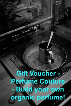 Perfume Couture - Build your own unique perfume. Select your own top, middle and base notes to create a perfume entirely unique to you. Or give a gift voucher. The recipient will be give instructions on how to choose their own notes. £49.