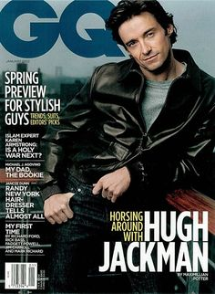 GQ needs to be your go-to stylist, this magazine features monthly style and keeps you looking sharp