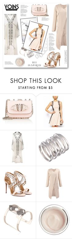"""""""Yoins Fashion"""" by stranjakivana ❤ liked on Polyvore featuring Christian Louboutin, Aquazzura, Dr. Sebagh, Vision, women's clothing, women, female, woman, misses and juniors"""