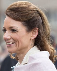 Princess Aimee of The Netherlands attends celebrations marking the 49th birthday of the king on King's Day on April 27, 2016 in Zwolle, Netherlands.