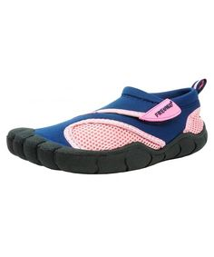 fbc91adeb214b Toddler and Little Kids Water Shoes for Boys and Girls - Navy/Pink -  C218592ITSC