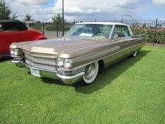File:1963 Cadillac Coupe deVille.jpg  mine was a convertable...and Gold