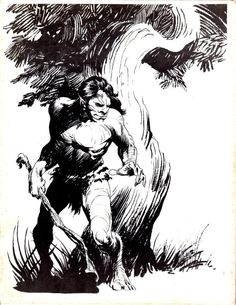Infinity # 1 Front Cover by Bernie Wrightson