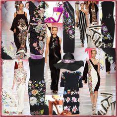 """Modernize Kimono Dressing by E T R O"" by andreajanke on Polyvore"