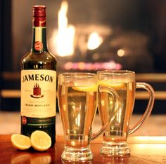 Jameson Hot Toddy - The Perfect Winter Warmer