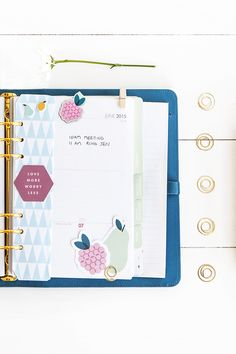Discover all things organisation with our guide to all things kikki.K Planners #stationery