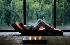 """At the """"Meditation Room"""""""