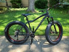 #FatBike, #Motobecane #BorisBluto 17.5 Medium Frame #Bicycle #ForSale #SportingGoods - #Berea, OH at #Geebo Bicycles For Sale, Fat Bike, Medium, Frame, Picture Frame, Frames, All Terrain Bike, Medium Long Hairstyles