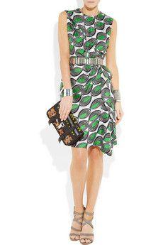 DVF Talba Dress #Dress #DVF