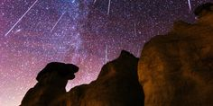 The Lyrid meteor shower arrives peaks this weekend. It's the first big shower since January and here's how you can see it. Cosmos, Leonid Meteor Shower, Perseid Meteor Shower, Cloudy Nights, Light Pollution, Hubble Space Telescope, The Weather Channel, Weather Forecast, Stargazing