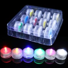 LED Submersible Light On/Off by Button is best for wedding