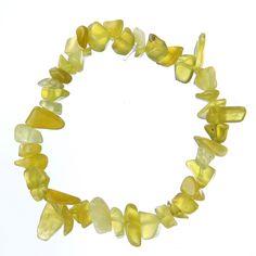 Bracelets perles #Pierres Naturelle irrégulières pour femmes-  bracelets Stretch faits main Style été couleur #fluo