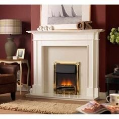 Dimplex Horton Inset Optiflame Electric Fire - HTN20