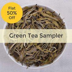 Graciously subtle Green Tea