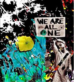 Floortje's blog: We are all one!