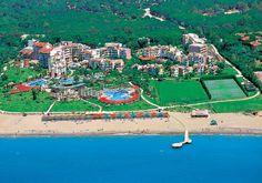 Limak Arcadia, Limak Arcadia Belek, Limak Arcadia Golf Resort veya Limak Arcadia Hotel Belek olarak bilinen otel bilgileri ve Belek Otelleri Alsero Turda.