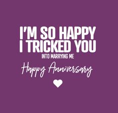 Happy Anniversary Wishes, Funny Anniversary Cards, Marriage Anniversary, Anniversary Quotes, Wedding Anniversary, Funny Husband, Husband Humor, Husband Quotes, Birthday Ideas