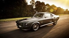 """Car of the day – 1967 Mustang Shelby Eleanor HD Engine: 770 hp kW). Top speed is 274 km/h mph). This car was originally used in the movie """"gone in 60 seconds"""". 1967 Mustang, Ford Mustang Shelby Gt500, Ford Shelby, Mustang Cars, Ford Mustangs, Shelby Cobra Gt500, 1967 Shelby Cobra, Shelby Gt 500, Shelby Eleanor"""