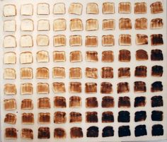 Shades of toast.