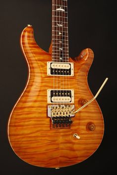 Chuck Levins PRS (Paul Reed Smith)  Stock, Custom 24 : Private Stock Number ps2709