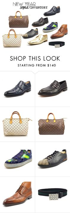 New Year New Inventory by distinctivedeals on Polyvore featuring Louis Vuitton